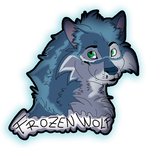 - Frozen Badge - GIFT by Skyerey