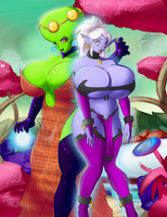 Syx meets GalalinaContest Entry by Nemesisprime909 by Scratchtastic