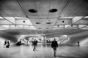 Gare do Oriente #02 by sensorfleck