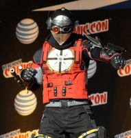 NYCC 2015 - Cosplay Contestent 13-3 - Sat. by kamau123