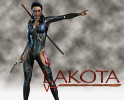Lakota: All the Way by shaft73