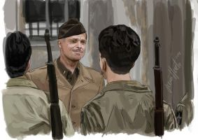 WIP Inglorious Basterds by JaHueto