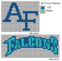 Air Force Falcons by cdbvulpix
