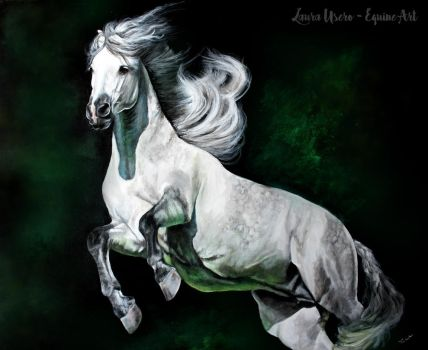 Enchanted by luequineart