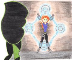 kim possible captured by thunderingpikachu