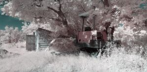 Mike's Digger by wreck-photography
