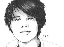 Chris Kendall by Arkeresia