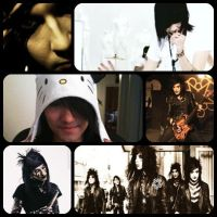 Black Veil Brides Edit.Collage by rettemich1989