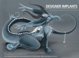 Designer Implants by Besonik