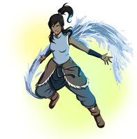 Legend of Korra by BayneezOne