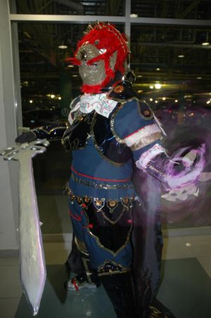 "Vous ""cosplayez"" vous ? ù.ù - Page 2 My_Ganondorf_Cosplay_by_shingo2k"