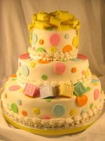 Baby Shower Dot Dot -Remake- by CrystalSanteria