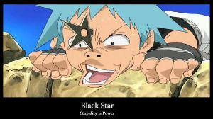 Soul Eater: Black Star by SilentTounge77