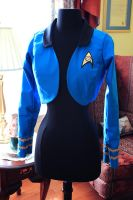 Star Trek Ladies Spock Jacket by Xelhestiel