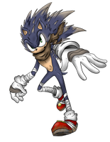 Sonic Boomy by jacobmester