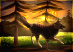YCH finished Oake by shinayra