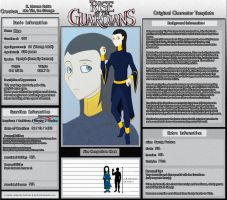 RotG: Eco Guardian Sheet by Tifa-the-Strange