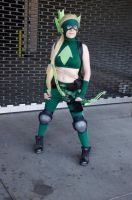 Artemis Crock- Young Justice by FemaleFlash