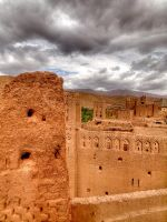 Dades Valley III by kdiff3