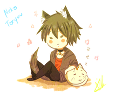 Request-Neko Toryuu by Ari-chii19