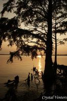 Munden Point Park Sunset 3 by poetcrystaldawn