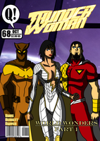 Thunder Woman No. 68 Mock Cover by BSDigitalQ