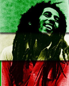 Bob Marley by Addicted-To-Trance
