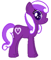 Free Custom Pony for Chaotic-Kitties } by Coldent