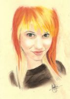 Paramore by Claw333Ayane