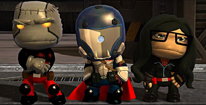 The Cobra Triumvirate - LBP3 Costumes by Varia31