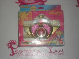 SAILOR MOON CRISIS COMPACT by prinsesaian