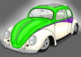 My Dream bug by Animal-and-anime-lvr