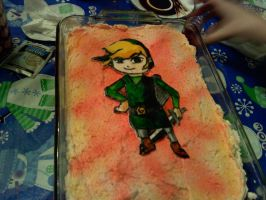 link cake 2 by toastles