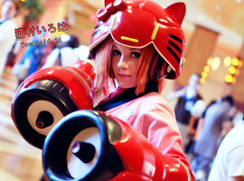 PREVIEW SHOT ['Nekomura Iroha' Vocaloid 2 Cosplay] by AmaRobot