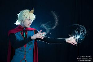 Elsa Cosplay (Male Version - Elias) - Frozen Heart by DakunCosplay