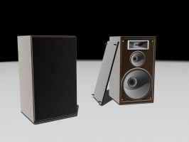 Set of Speakers by Zortje