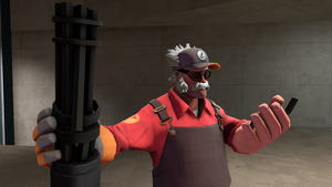 Engineer loadingscreen thingy by DerpyEffinHooves