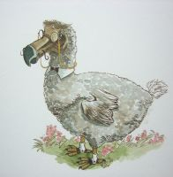 victorian dodo finished by vrm1979