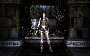 Lara in peru by luciferFlash