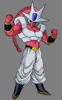 super buu full cooler absorbed by theothersmen