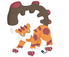 Landorus by CollectionOfWhiskers