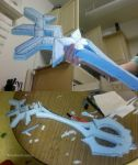 Rainfell Keyblade WIP 4 by RoxyRoo