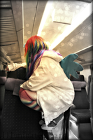 Rainbow Dash by IlluminatedTears