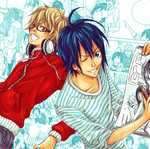 Bakuman: Take Two by Alina-chan