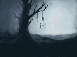 Dead-tree by Baalto