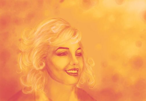 Norma Jeane by kittens43
