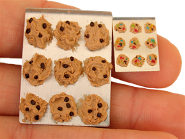 mnm and choc chip cookies by MotherMayIjewelry