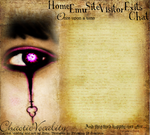 ChaoticVocality-Layout by SapphireEyedStranger