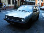 1985 Volkswagen Polo CL coupe by GladiatorRomanus