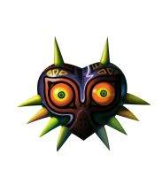 Majora's Mask by KamiNekro